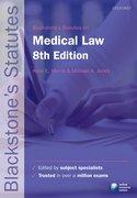 Morris & Jones: Medical Law 8e