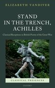 Cover for Stand in the Trench, Achilles