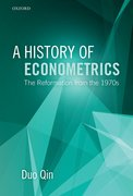 Cover for A History of Econometrics
