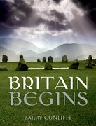 Cover for Britain Begins