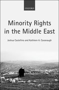 Cover for Minority Rights in the Middle East