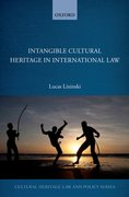 Cover for Intangible Cultural Heritage in International Law
