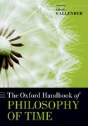 Cover for The Oxford Handbook of Philosophy of Time