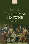 Cover for Sir Thomas Browne