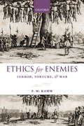 Cover for Ethics for Enemies