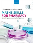 Cover for Maths Skills for Pharmacy