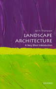 Cover for Landscape Architecture: A Very Short Introduction