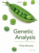 Cover for Genetic Analysis