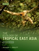 Cover for The Ecology of Tropical East Asia Second Edition