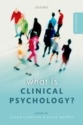 Cover for What is Clinical Psychology?