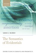 Cover for The Semantics of Evidentials