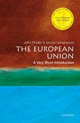 Cover for European Union: A Very Short Introduction