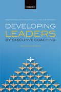 Cover for Developing Leaders by Executive Coaching