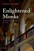 Cover for Enlightened Monks