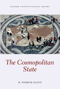 Cover for The Cosmopolitan State