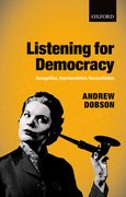 Cover for Listening for Democracy