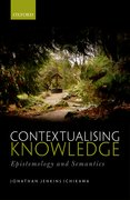 Cover for Contextualising Knowledge