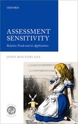 Assessment Sensitivity