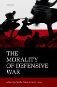 Cover for The Morality of Defensive War