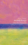 Cover for Minerals: A Very Short Introduction