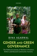 Cover for Gender and Green Governance
