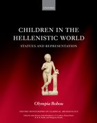 Cover for Children in the Hellenistic World