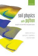 Cover for Soil Physics with Python