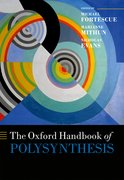 Cover for The Oxford Handbook of Polysynthesis