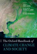 Cover for The Oxford Handbook of Climate Change and Society