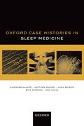Cover for Sleep Medicine (Oxford Case Histories)
