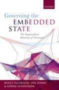 Cover for Governing the Embedded State
