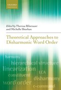 Cover for Theoretical Approaches to Disharmonic Word Order