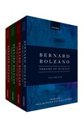 Cover for Bernard Bolzano: Theory of Science