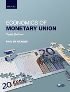 Cover for Economics of Monetary Union