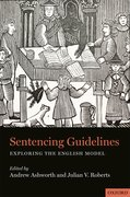 Cover for Sentencing Guidelines