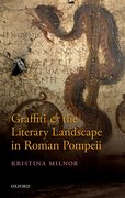 Cover for Graffiti and the Literary Landscape in Roman Pompeii