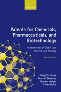 Cover for Patents for Chemicals, Pharmaceuticals and Biotechnology