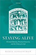 Cover for Staying Alive