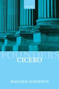 Cover for Cicero - 9780199684922