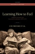 Cover for Learning How to Feel