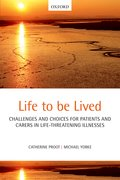 Cover for Life to be lived