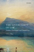 Cover for The Sovereignty of Law