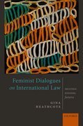 Cover for Feminist Dialogues on International Law