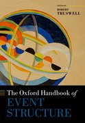 Cover for The Oxford Handbook of Event Structure