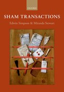 Cover for Sham Transactions