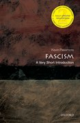 Cover for Fascism: A Very Short Introduction