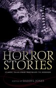 Cover for Horror Stories