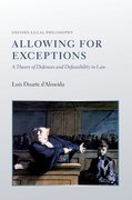 Allowing for Exceptions