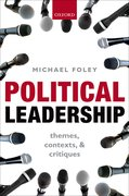 Cover for Political Leadership