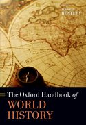 Cover for The Oxford Handbook of World History